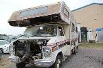 Lot: RL 54892.OR - 1985 CHEVY G30 MOTORHOME
