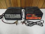 Lot: A7507 - (2) Battery Chargers