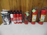 Lot: A7510 - (7) Fire Extinguishers