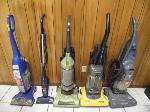 Lot: A7514 - (5) Vacuum Cleaners