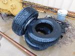 Lot: 64 - (3) Tires