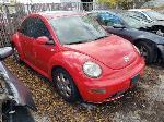 Lot: 412133 - 2003 Volkswagen Beetle
