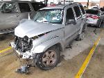 Lot: 1826168 - 2007 JEEP LIBERTY SUV - NON-REPAIRABLE