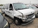Lot: 1826468 - 2000 FORD E-150 VAN - *KEY / STARTED