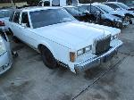 Lot: 1826486 - 1989 LINCOLN TOWN CAR  - *KEY