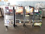 Lot: 38 - (4) Gaming Machines<BR><span style=color:red>THIS IS A RESTRICTED AUCTION</span>