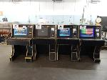 Lot: 45 - (4) Gaming Machines<BR><span style=color:red>THIS IS A RESTRICTED AUCTION</span>