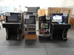 Lot: 60 - (4) Gaming Machines<BR><span style=color:red>THIS IS A RESTRICTED AUCTION</span>