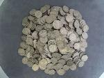 Lot: 6385 - APPROX. (498) NICKELS