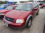 Lot: 319-44843 - 2007 FORD FREESTYLE VAN