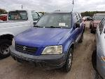 Lot: 323-44953 - 2001 HONDA CR-V SUV