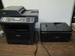 Lot: 11 - (2) Printers