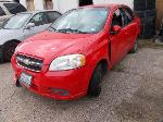Lot: 1522 - 2010 CHEVY AVEO