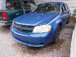 Lot: 1539 - 2008 DODGE AVENGER