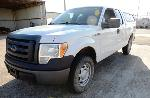Lot: 02-21303 - 2012 Ford XL F-150 Crew Cab Pickup