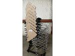 Lot: 02-21377 - (10) Chairs w/ Tablet Arm