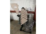 Lot: 02-21378 - (10) Chairs w/ Tablet Arm