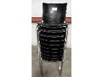 Lot: 02-21380 - (10) Stacking Chairs