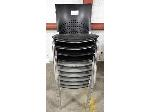 Lot: 02-21381 - (10) Stacking Chairs