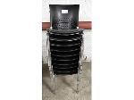 Lot: 02-21382 - (10) Stacking Chairs
