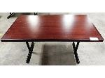 Lot: 02-21388 - Wood Table