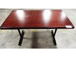 Lot: 02-21389 - Wood Table