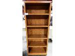 Lot: 02-21397 - Wood Bookshelf
