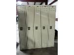 Lot: 02-21404 - Metal Lockers
