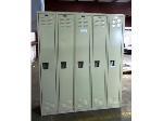 Lot: 02-21405 - Metal Lockers