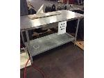 Lot: 6046 - STAINLESS TABLE