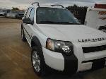 Lot: 03-634760C - 2004 LAND ROVER FREELANDER SUV