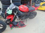 Lot: B8080059.CAR - 2010 KAWASAKI ZX6R MOTORCYCLE