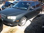 Lot: B8080309.CAR - 2002 HYUNDAI ELANTRA GLS