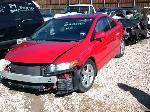 Lot: B8080454.CAR - 2008 HONDA CIVIC EX - KEY