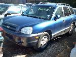 Lot: B8090079.CAR - 2006 HYUNDAI SANTE FE GLS SUV - KEY / STARTED