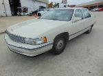 Lot: B8050116 - 1995 CADILLAC DEVILLE - KEY / STARTED