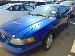 Lot: B8080384 - 2003 FORD MUSTANG DELUXE COUPE