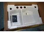 Lot: 825 - Kohler Cast Iron Sink