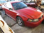 Lot: 168 - 2003 FORD MUSTANG - KEY