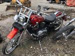 Lot: 177 - 1999 KAWASAKI VULCAN MOTORCYCLE