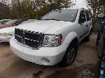 Lot: 7.FW - 2008 DODGE DURANGO SUV