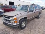 Lot: 1621 - 1999 CHEVY SUBURBAN SUV