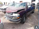 Lot: 1625 - 1999 CHEVY SILVERADO PICK UP