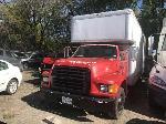 Lot: 1507 - 1995 Ford F700 Truck - Key / Runs