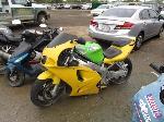 Lot: 54-032752 - 1995 KAWASAKI 750 MOTORCYCLE