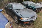 Lot: 1 - 1997 HONDA ACCORD - KEY