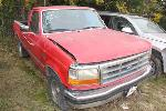 Lot: 2 - 1994 FORD F150 PICKUP