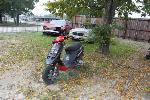 Lot: 6 - 2005 PIAGGIO TYPHOON MOTORCYCLE