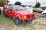 Lot: 7 - 2000 JEEP CHEROKEE SUV