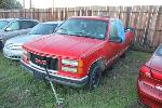Lot: 10 - 1998 GMC 1500 PICKUP